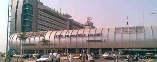 Traslado desde el aeropuerto del Cairo
