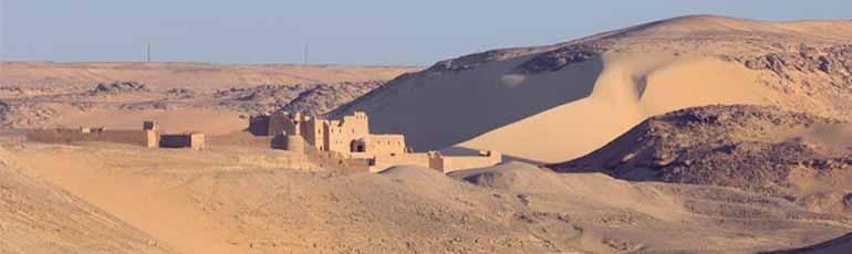 Visita al Monasterio de San Simeón