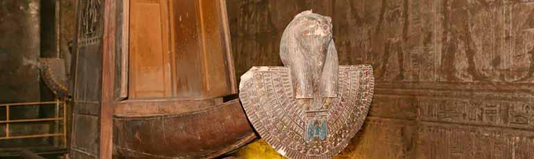 Visita a los Templo de Edfu y Kom Ombo por el Nilo