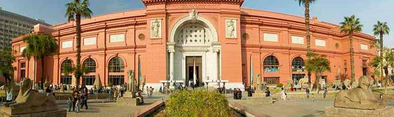 Visita al Museo Egipcio de El Cairo