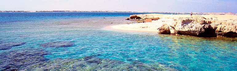 Viaje a Egipto con playa de Hurghada