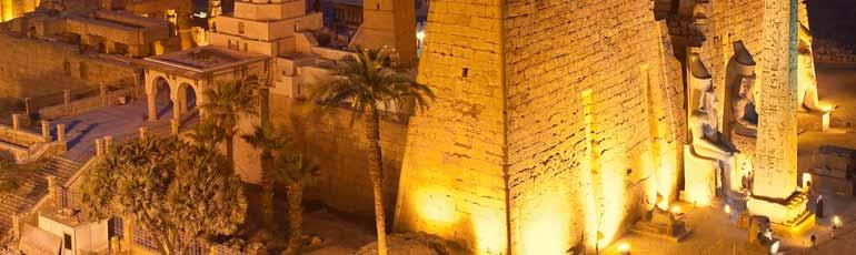Visita a Luxor por carretera