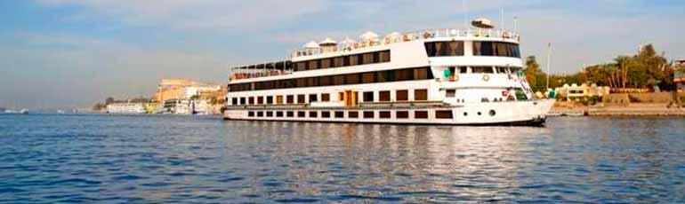 Crucero por el Nilo desde Luxor a Asuán