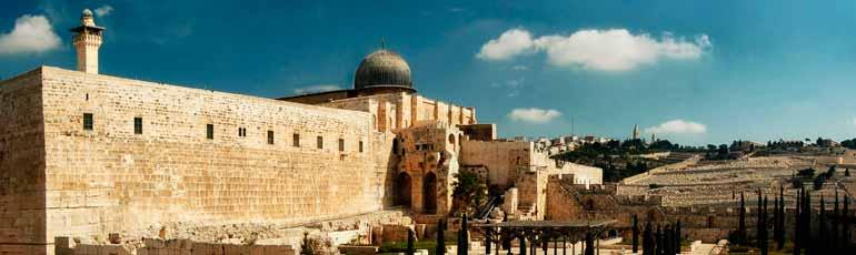 Jerusalén Extensión desde Jordania
