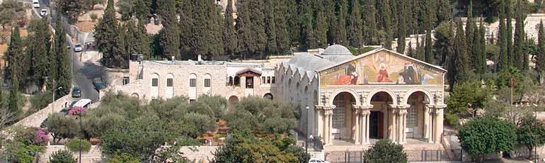 Viaje a Jerusalén a Fondo