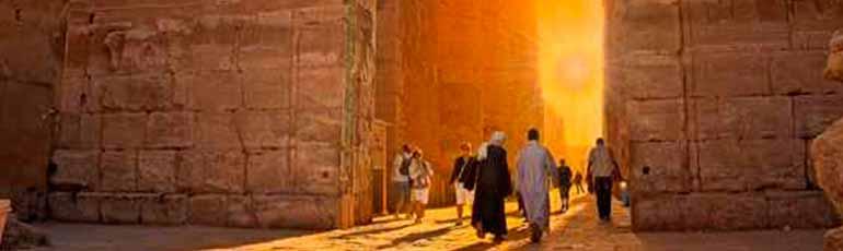 Viaje por Egipto en tren