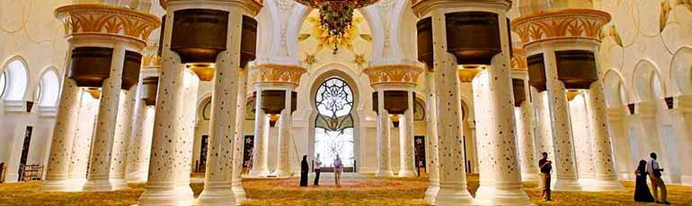 Excursión a Abu Dhabi