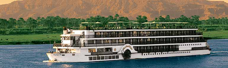 Viaje a Egipto Crucero por el Nilo