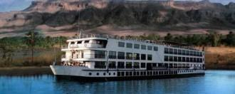 Crucero por el Nilo desde Asuán a Luxor