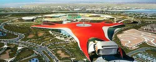 Ferrari World tour