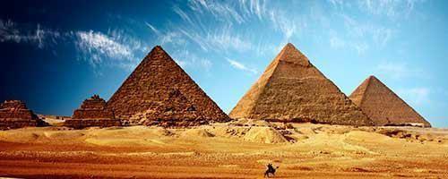Viaje Clasico a Egipto