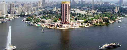 Paseo en faluca por el río Nilo, Cairo