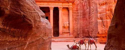 Viaje a Jordania al completo