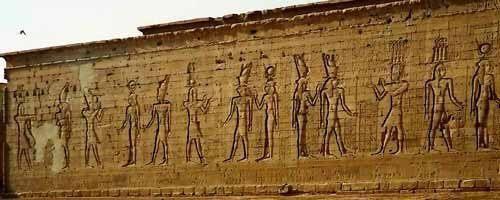 Visita al Templo de Hathor en Dendera