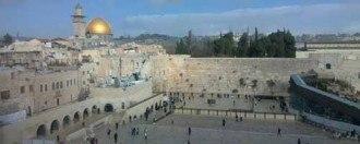 Jerusalén Extensión desde Egipto