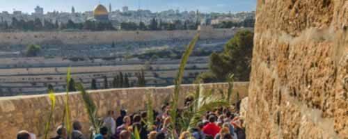 Oferta Semana Santa en Israel