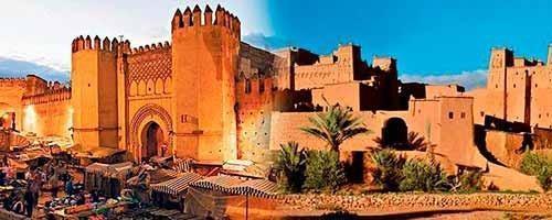 Tour por La ciudad imperial de Rabat