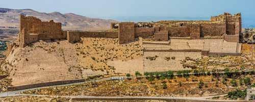 Excursión a Madaba, Montaña Nebo y El Castillo de Kerak