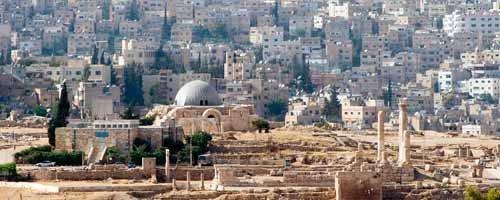 Recorrido por Amman