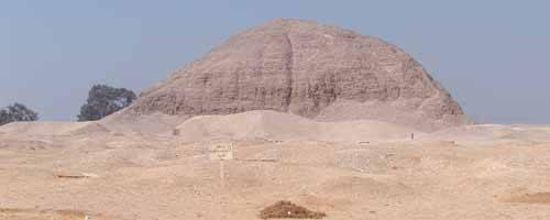 Visita a las pirámides de El Fayoum
