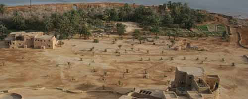 Safari a Egipto Oasis de Siwa