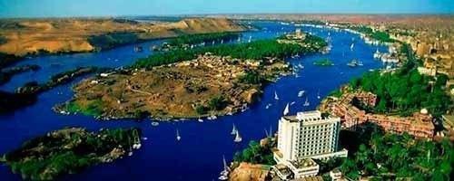 Crucero por el Nilo de Asuán a Edfu