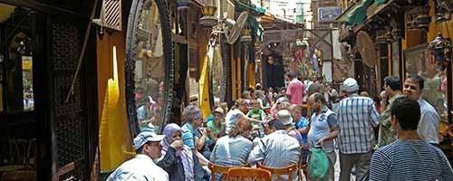 Visita al Museo Egipcio, la Vieja Cairo y Khan El Khalili