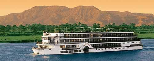 Excursión a las Pirámides y Crucero por el Nilo