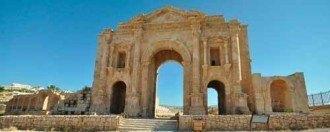 Visita a Jerash
