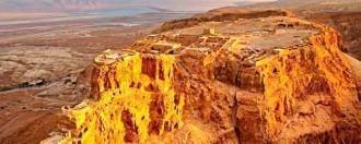 Excursión Massada y Mar Muerto