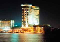 Grand Nile Tower Cairo Hotel