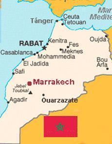 Mapa De Marruecos Ciudades.Viaje A Las Ciudades Imperiales De Marruecos Ibermundo Travel