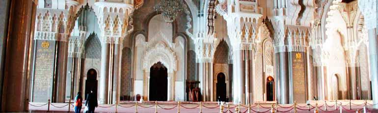 Casablanca y Mezquita de Hassan II