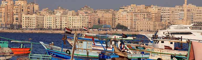 Escapada a Egipto El Cairo y Alejandría