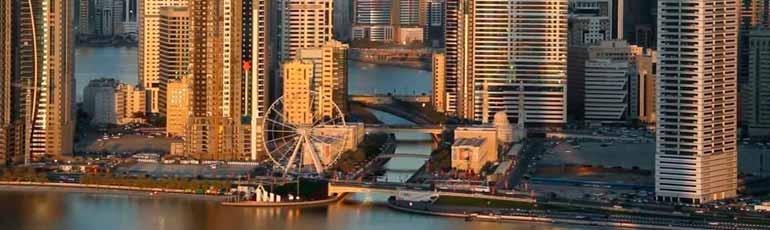 Sharjah recorrido por la ciudad