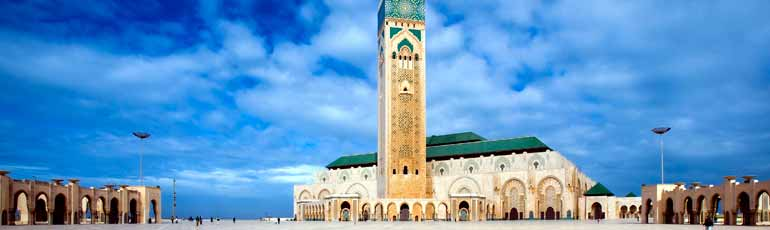 Recorrido por Casablanca