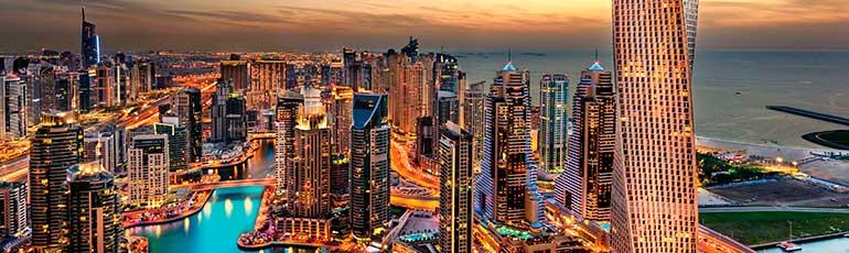 Viaje a Dubai