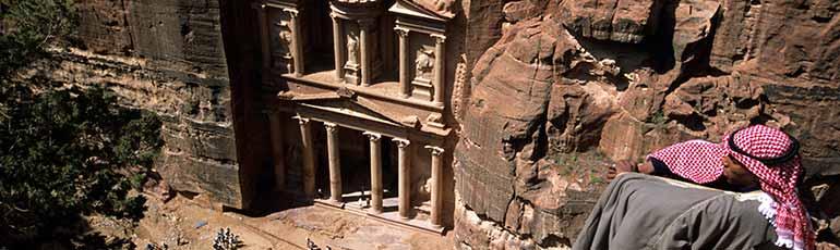 Viaje a las Leyendas de Jordania