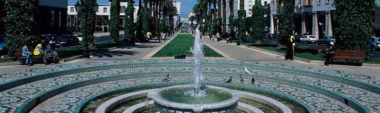 Recorrido por Rabat