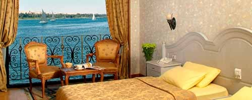 Categoría D 5* de Cruceros y Hoteles en Egipto