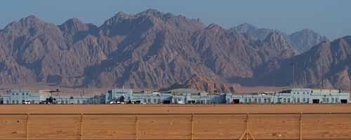 Traslado desde el aeropuerto de Sharm el-Sheij