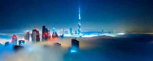 Tour por la ciudad de Dubái