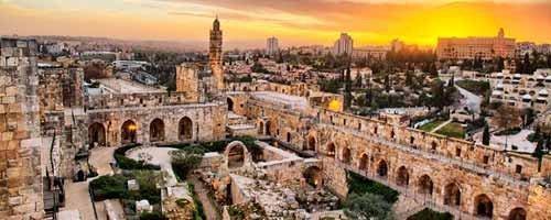 Excursión Jerusalén Vieja y Belén