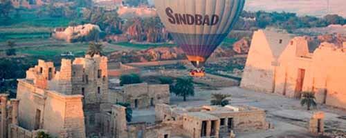Viaje en Globo en Luxor