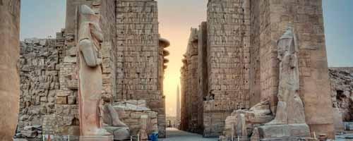 Tour de dos días a Luxor por carretera