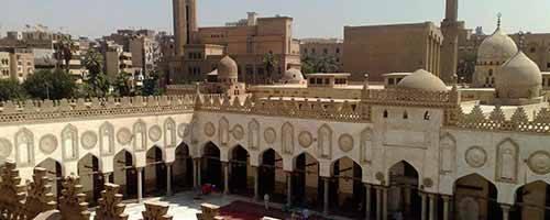 Ruta por las Mezquitas de El Cairo