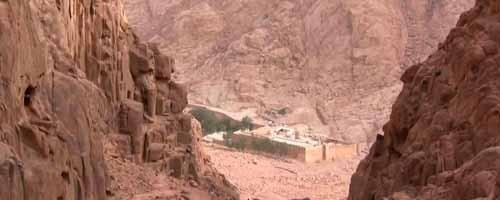 Subida al Monte Sinaí