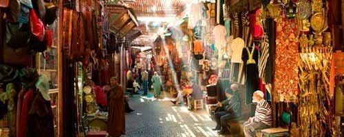 Visita a Marrakech