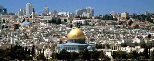 Excursión Jerusalén vieja & nueva