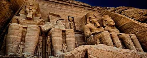 Viaje al Egipto Monumental